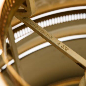 Alvar Aalto Beehive ceiling lamp at Studio Schalling