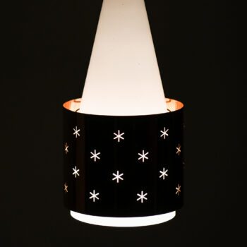 Paavo Tynell ceiling lamp model K2-12 at Studio Schalling