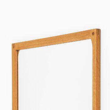 Kai Kristiansen mirror in oak at Studio Schalling