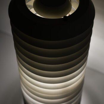 Ilmari Tapiovaara floor lamp by Hienoteräs at Studio Schalling