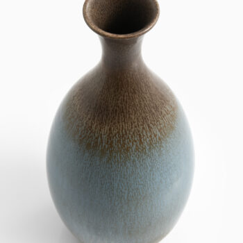 Sven Wejsfelt ceramic floor vase at Studio Schalling