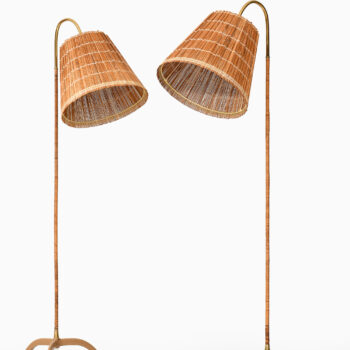 Paavo Tynell floor lamps model 9609 at Studio Schalling