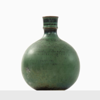 Stig Lindberg ceramic vase at Studio Schalling