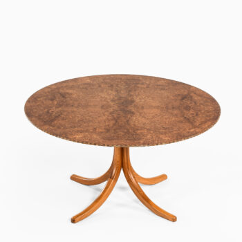 Josef Frank dining table model 1020 at Studio Schalling