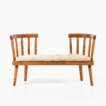 Axel Einar Hjorth sofa model Utö at Studio Schalling