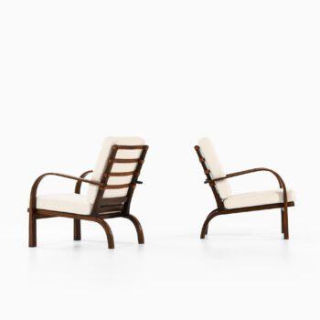 Ernst Heilmann-Sevaldsen easy chairs FH-7 at Studio Schalling