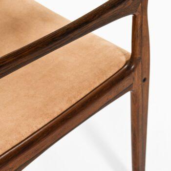 Johannes Andersen dining chairs at Studio Schalling