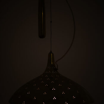 Paavo Tynell ceiling lamp model A1965 at Studio Schalling