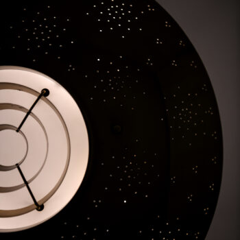 Paavo Tynell ceiling lamp model 9060 at Studio Schalling