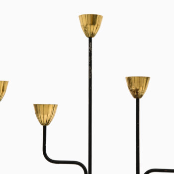 Gunnar Ander candlestick by Ystad Metall at Studio Schalling