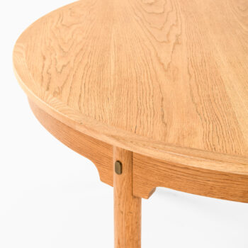Børge Mogensen dining table model Öresund at Studio Schalling