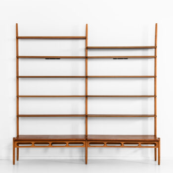 William Watting bookcase model nr 85 at Studio Schalling