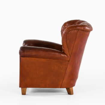 Easy chair attributed to Kay Fisker at Studio Schalling
