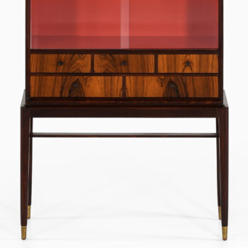 Svante Skogh cabinet in rosewood at Studio Schalling