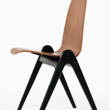 Yngve Ekström knockdown dining chairs at Studio Schalling