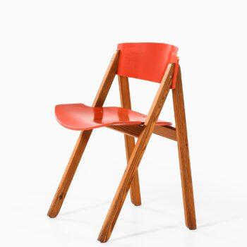 Dining chairs by Søren Willadsen møbelfabrik at Studio Schalling