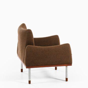 Nanna Ditzel & Illum Wikkelsø easy chairs at Studio Schalling