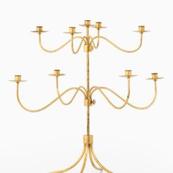 Josef Frank candlestick by Svenskt Tenn at Studio Schalling
