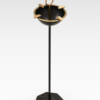Gunnar Ander ashtray by Ystad Metall at Studio Schalling