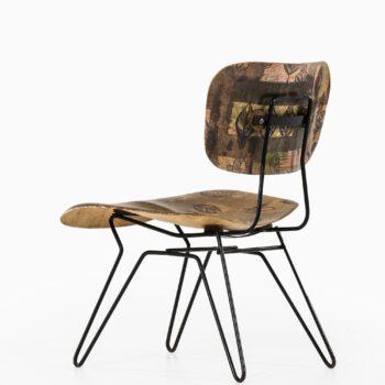 Easy chair by unknown designer at Studio Schalling