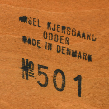 Kai Kristiansen bureau model 501 at Studio Schalling