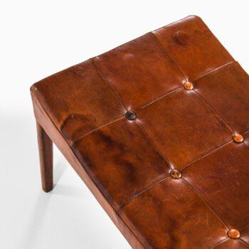 Ib Kofod-Larsen stool model Siesta at Studio Schalling