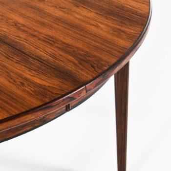 Gunni Omann dining table model 55 at Studio Schalling