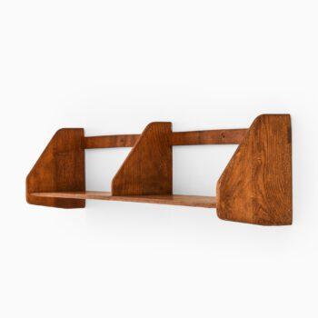Hans Wegner wall shelf by Ry møbler at Studio Schalling