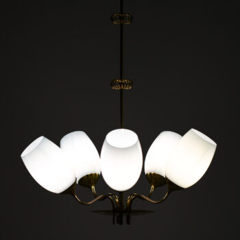 Paavo Tynell ceiling lamp model 9029 at Studio Schalling