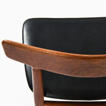Henning Kjærnulf dining chairs at Studio Schalling