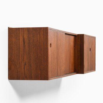 Hans Wegner sideboards in teak at Studio Schalling