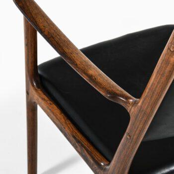 Ole Wanscher armchairs model PJ412 at Studio Schalling
