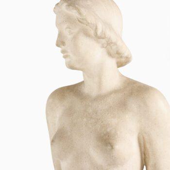 Mathilius Schack Elo garden sculpture at Studio Schalling