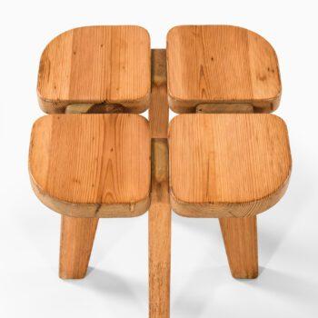 Lisa Johansson-Pape stools model Apila at Studio Schalling