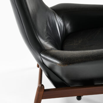 Arnold Madsen MS30 easy chair in leather at Studio Schalling