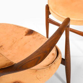 Ib Kofod-Larsen Elizabeth easy chairs at Studio Schalling