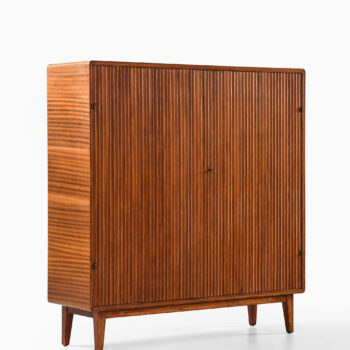 G.A. Berg cabinet in mahogany at Studio Schalling