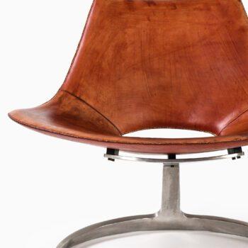 Preben Fabricius & Jørgen Kastholm easy chair at Studio Schalling