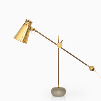 Tapio Wirkkala table lamp model 61067 at Studio Schalling