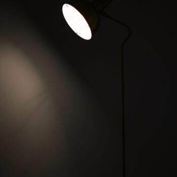 ASEA floor lamp in brass at Studio Schalling