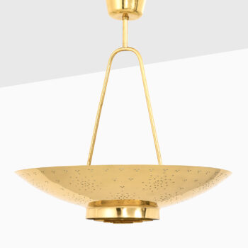 Paavo Tynell ceiling lamp model 9060 by AWF at Studio Schalling