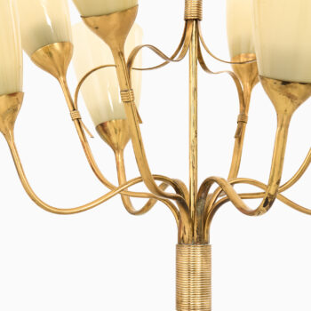 Paavo Tynell ceiling lamp model 9007 at Studio Schalling