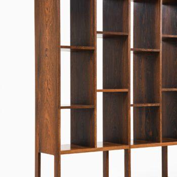Svend Langkilde bookcase in rosewood at Studio Schalling