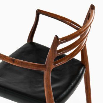 Niels O. Møller armchair model 62 at Studio Schalling