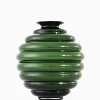 Carlo Scarpa glass vase by Venini at Studio Schalling