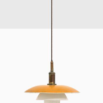 Poul Henningsen ceiling lamp model PH-5/5 at Studio Schalling