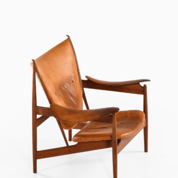 Finn Juhl Chieftain easy chair at Studio Schalling