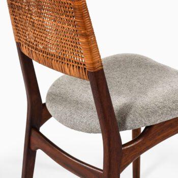 E. Knudsen dining chairs model 47 at Studio Schalling