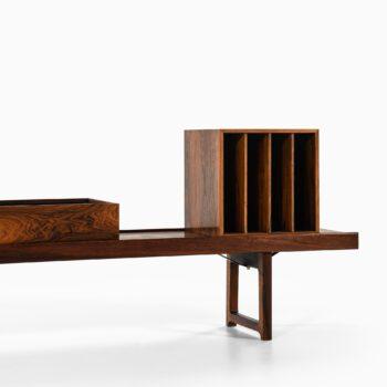 Torbjørn Afdal bench model Krobo at Studio Schalling