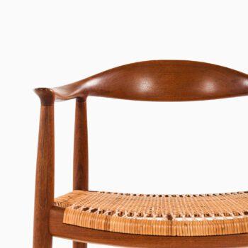 Hans Wegner armchair model JH-501 at Studio Schalling